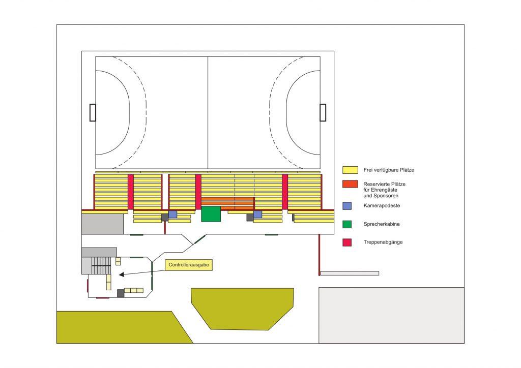Sitzplan Längenfeldhalle