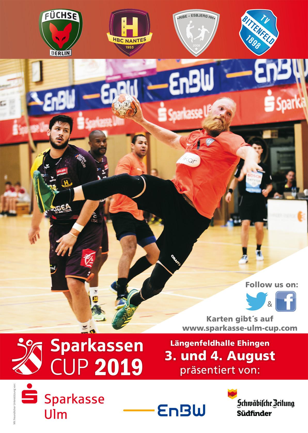 Sparkassen Cup Ehingen